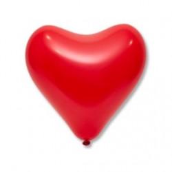 Гелиевый  шар Сердце Красный