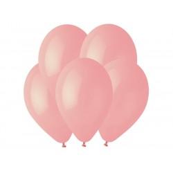 Гелиевый шар Нежно-розовый
