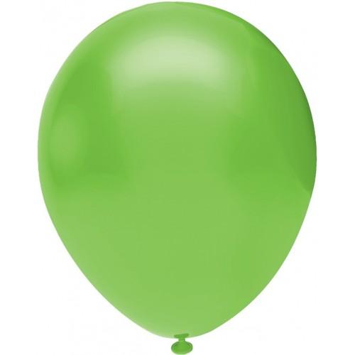 Гелиевый шар Светло-зеленый