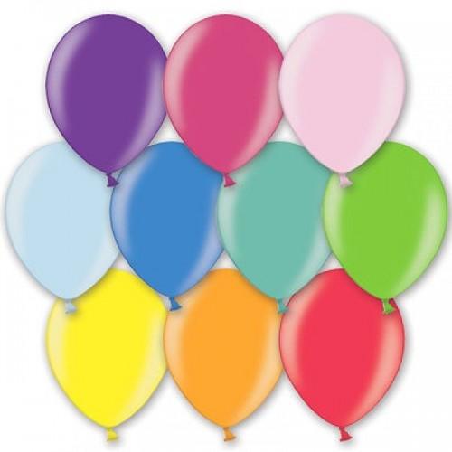 Гелиевый шар, цвет в ассортименте