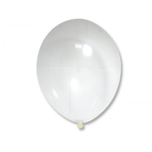 Гелиевый шар Прозрачный