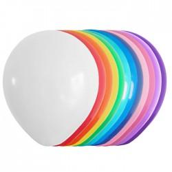 Гелиевый шар Цвет в ассортименте