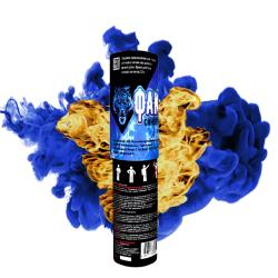 Факел огневой с чекой (синий)