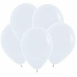 Гелиевый шар Белый