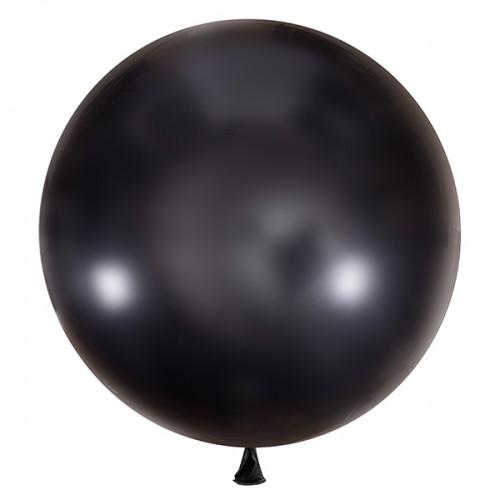 Гелиевый шар Декоратор Черный