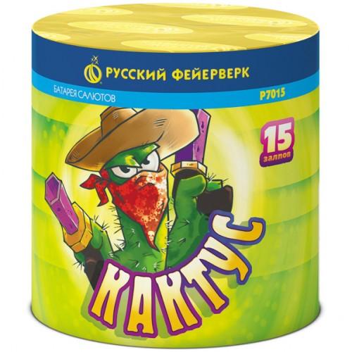 """Салют """"Кактус"""" (0,6""""х15)"""