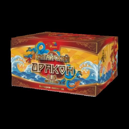 "Салют Китайский дракон (1,2"" х 112)"