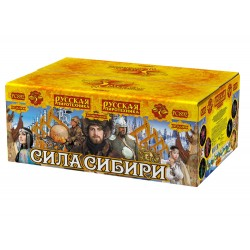 """Салют """"Сила Сибири"""" (1,2""""х150)"""