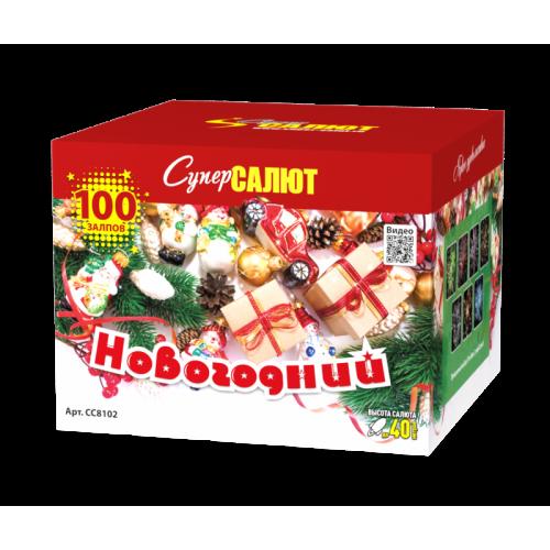 "Салют ""Новогодний"" (1,0""х100)"